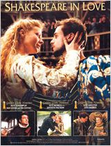 Shakespeare in Love : Affiche