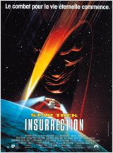 Star Trek Insurrection : Affiche
