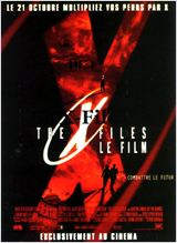 The X Files, le film : Affiche
