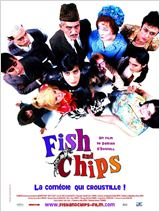 Fish and Chips : Affiche