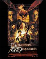 Donjons & dragons : Affiche