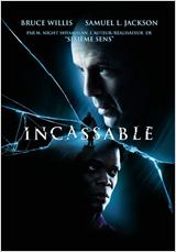 Incassable : Affiche