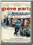 Grève party : Affiche