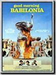 Good morning Babilonia : Affiche