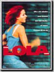 Cours, Lola, cours : Affiche