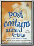 Post coitum, animal triste : Affiche