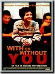With or Without You : Affiche