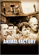 Animal Factory : Affiche
