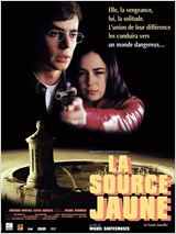 La Source jaune : Affiche