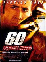 60 secondes chrono : Affiche