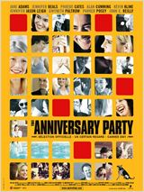 The Anniversary Party : Affiche