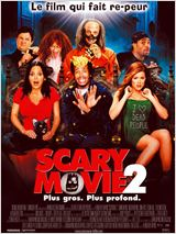 Scary Movie 2 : Affiche