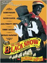 The Very Black Show : Affiche