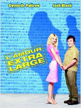 L'Amour extra large : Affiche