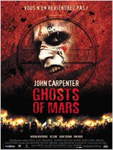 Ghosts of Mars : Affiche