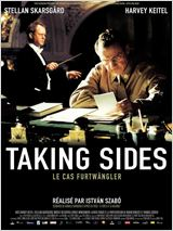 Taking sides, le cas Furtwängler : Affiche