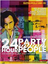 24 Hour Party People : Affiche