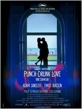 Punch-drunk love - Ivre d'amour : Affiche