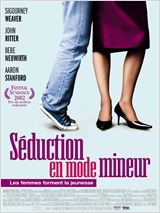 Séduction en mode mineur : Affiche