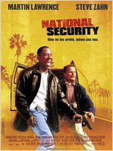 National security : Affiche