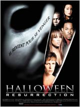 Halloween resurrection : Affiche