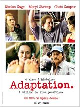 Adaptation : Affiche