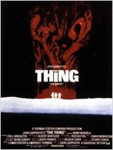 The Thing : Affiche