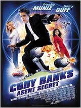 Cody Banks : agent secret : Affiche