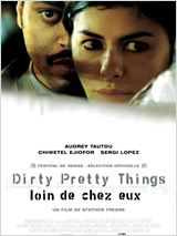 Dirty pretty things, loin de chez eux : Affiche
