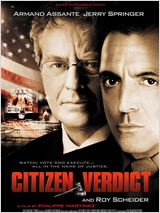 Citizen Verdict : Affiche
