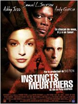 Instincts meurtriers : Affiche