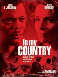 In my country (Country of My Skull) : Affiche