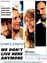 We Don't Live Here Anymore : Affiche