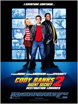 Cody Banks agent secret 2 destination Londres : Affiche