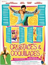 Crustacés et Coquillages : Affiche