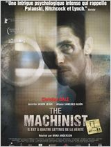 The Machinist : Affiche