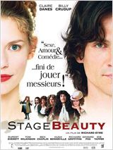 Stage Beauty : Affiche