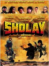 Sholay : Affiche