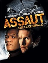 Assaut sur le central 13 : Affiche