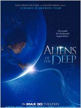Aliens of the Deep : Affiche