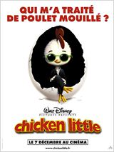 Chicken Little : Affiche