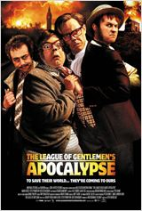 The League of gentlemen's apocalypse : Affiche