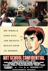 Art School Confidential : Affiche