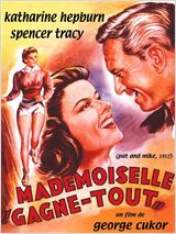 Mademoiselle gagne-tout : Affiche