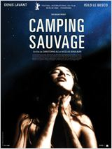 Camping sauvage : Affiche
