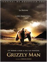 Grizzly Man : Affiche