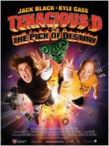 Tenacious D in : The Pick of Destiny : Affiche