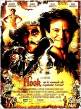 Hook ou la revanche du Capitaine Crochet : Affiche