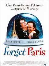 Forget Paris : Affiche