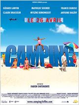 Camping : Affiche